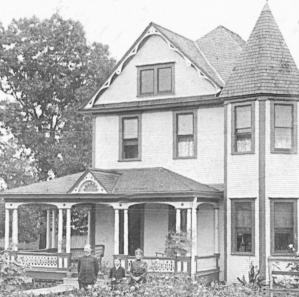 MCHENRY HOUSE circa 1900