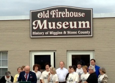 Museum Dedication 3/22/2013