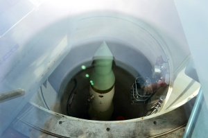Minuteman Missle in Silo at D-9