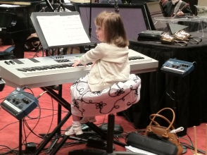 Future Worship Band Member - 2012
