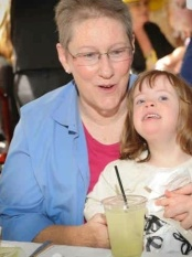 Cille and JoJo - LLH Tea Party 2012