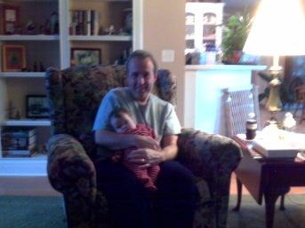Steve and JoJo - 2007 (Christmas)