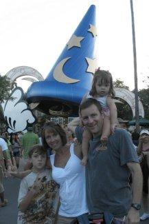 Magic Kingdom 2009!