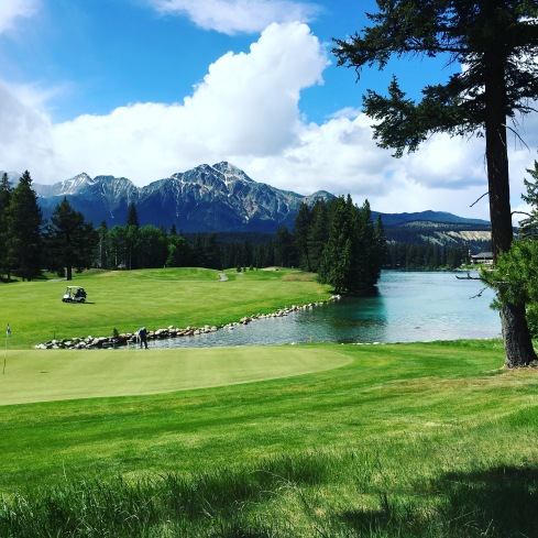 Jasper Park Golf Couse